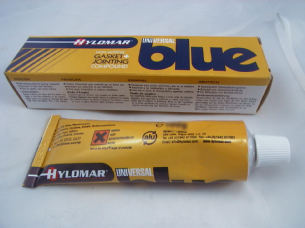 Blue Hylomar 40g Tube